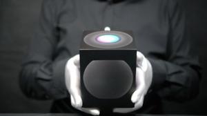 Apple HomePod Mini Smart Speaker Space Grey Boxed - 'The Masked Man'