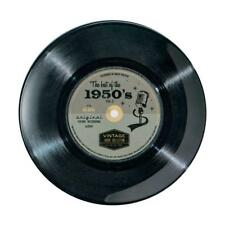 """7"""" SINGOLO anni 1950 Vinile Record Melamina Piastra DALLA COLLEZIONE VINTAGE AUDIO"""