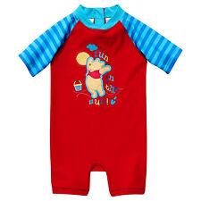 NWT Disney Winnie The Pooh Licensed Boys Unitard One Piece Swimsuit Size 0  2