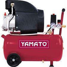 Compressore Yamato Coassiale 2 Hp 1,5 Kw 24 Litri - Peso: 24 Kg