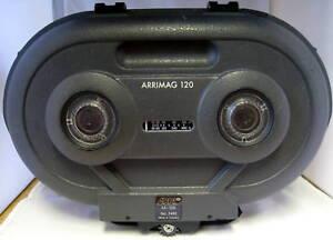 Arri 435es Camera 120m 400' Magazine Arriflex 435 Magazines