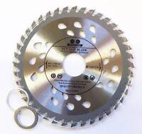 115mm x 40 TCT Teeth Saw Blade for WOOD and PLASTIC / 4,5'' Circular Saw Blade