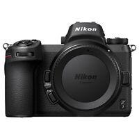 Nikon Z 7 Mirrorless Digital Camera Body 45.7 MP Full-Frame