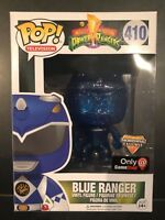 Funko Pop! Television Mighty Morphin Power Rangers Morphing Exclusive BlueRanger