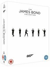 The James Bond Collection Blu-Ray Box Set