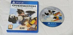 OVERWATCH origins edition UK PAL Sony PlayStation 4 PS4 Over watch A