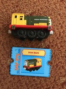 thomas the tank engine take along Train - Iron Bert