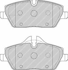 Ferodo fdb1747 Front Axle Premier Car Brake pad set replaces 34116767143