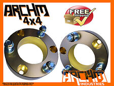 TOYOTA HILUX KUN26R GGN 05-ON 4WD ARCHM4X4 COIL STRUT SPACER 25mm-PAIR