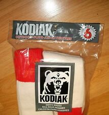SOCKS KODIAK MENS( 6-Pr.,10 - 13)