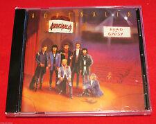 ADRENALIN - ROAD OF THE GYPSY - New CD - YESTERROCK - 0600753400944
