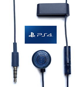 Sony PS4 Playstation 4 Mono Chat Earbud with Mic *500 Million Limited Edition*