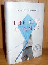 THE KITE RUNNER by Khaled Hosseini TRUE UK HB 1st / 2nd Printing! SCARCE!