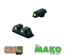 MAKO MEPROLIGHT REMINGTON R1 NIGHT SIGHT SET TD ML14040G
