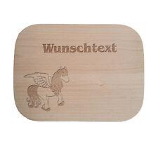 Frühstücksbrettchen nach Wunsch / Holz / Buche / Fantasy