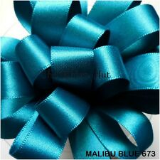 5mm Berisfords Double Satin Ribbon 31 Colours 3 Lengths
