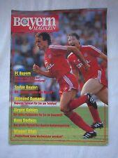 Orig.PRG   1.BL   1989/90   FC BAYERN MÜNCHEN - WERDER BREMEN  !!  SELTEN