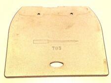 Nähmaschinen Stichplatte Schieber Veritas 8014/26 DDR-Textima 8002 1303