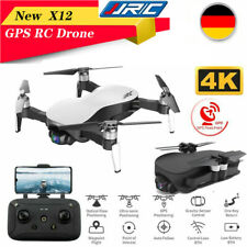 JJR/C X12 Brushless GPS RC Drohne 4K Kamera 5G WIFI 3-Achsen Gimbal Quadrocopter