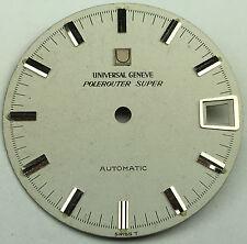 Rare Universal Genève Polerouter Super ca. 1970