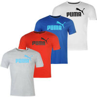 PUMA Herren No.1 ESS Essential T-Shirt Gr. S M L XL Tee neu