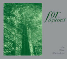 In The Marshes - For Against (2007, CD NIEUW)