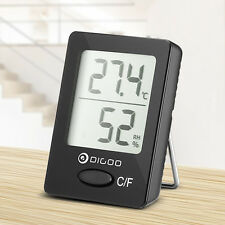 Home Comfort Digital Indoor Thermometer Hygrometer Temperature Humidity Monitor