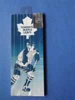 TORONTO MAPLE LEAFS NHL LOGO HOCKEY CARD 10 PENCIL CRAYONS PICTURE FAN SOUVENIR