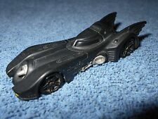 HOT WHEELS DC COMICS BATMOBILE S03 1:64 DIECAST VEHICLE CAR BLACK - NICE