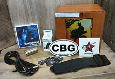 The Cigar Box Guitar Player's Gift Pack - packaged in a wooden cigar box!