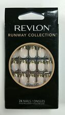 Revlon Runway Collection 91098 Medium 24 Nails