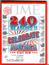 Time Magazine July 11 2016 Celebrate America EX 072216jhe