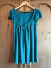 Teal French Connection Smock Top - S