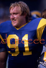 Kevin Greene LOS ANGELES RAMS - 35mm Football Slide