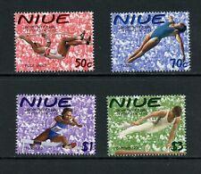U186  Niue  2000  Olympics   4v.     MNH