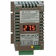 DATAKOM SMPS-1210 (12V/10A) Generator Start Battery Charges with Display / stab