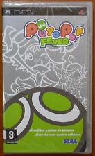 Puyo Pop Fever SEGA [UMD] PlayStation Portable PSP Pal-España ¡NUEVO PRECINTADO!