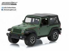 1/64 GREENLIGHT All-Terrain Series 1 2015 Jeep Wrangler Rubicon Hard Rock