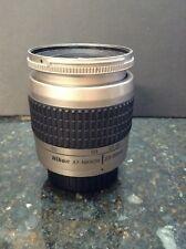 Nikon Nikkor AF 28-80mm f3.3-5.6 G Lens 28-80/3.3-5.6 Silver