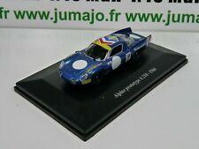 1978 Alpine A 443 Essais ALP7M Voiture 1//43 eligor RENAULT Alpine