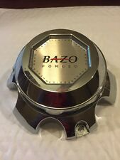Bazo B56Custom Chrome Wheel Rim Center Cap BAZO-56