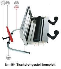 Tapofix Ersatzteil Nr. 164 Tischdrehgestell komplett mit 157-160 - für PROfix -