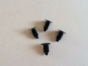 FENDER TO NOSE PLATE DOOR WEATHERSTRIP SEAL FASTENER 12mm PIN PLUG GM # 20699808