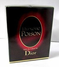 Christian Dior Hypnotic Poison 3.4 oz 100ml EDT Eau de Toilette NEW & Original