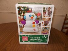 Step 2 My First Snowman NEW SEALED
