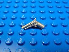 LEGO-Minifigures Série x 1 gris clair pistolet revolver petit tonneau partie