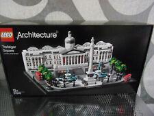 Lego arquitectura Trafalgar Square
