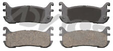Disc Brake Pad Set-Ultra-premium Oe Replacement Rear fits 95-98 Mazda Protege