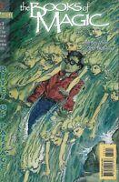 Books Of Magic Comic 31 First Print 1996 Rieber Snejbjerg DC Vertigo .