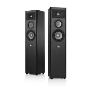 JBL Studio  270 diffusori a pavimento nero